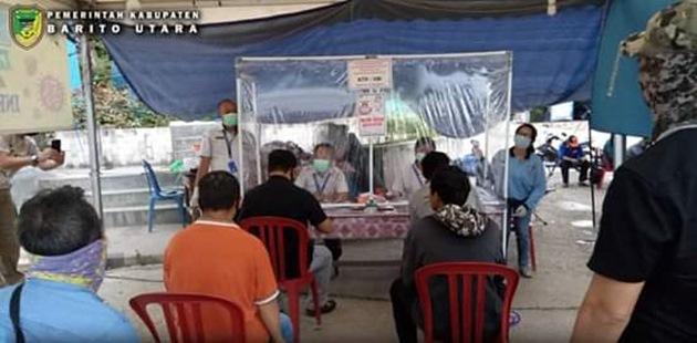 Barito Utara: Tanggap Darurat Covid-19 di Awal Bulan Ramadhan