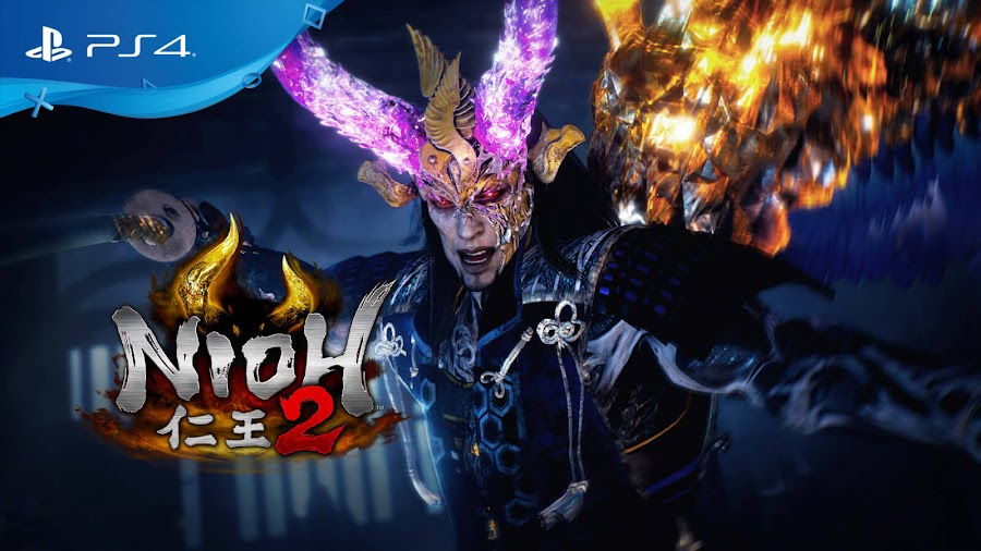 nioh 2 story trailer ps4 team ninja koei tecmo games sony interactive entertainment release date march 2020