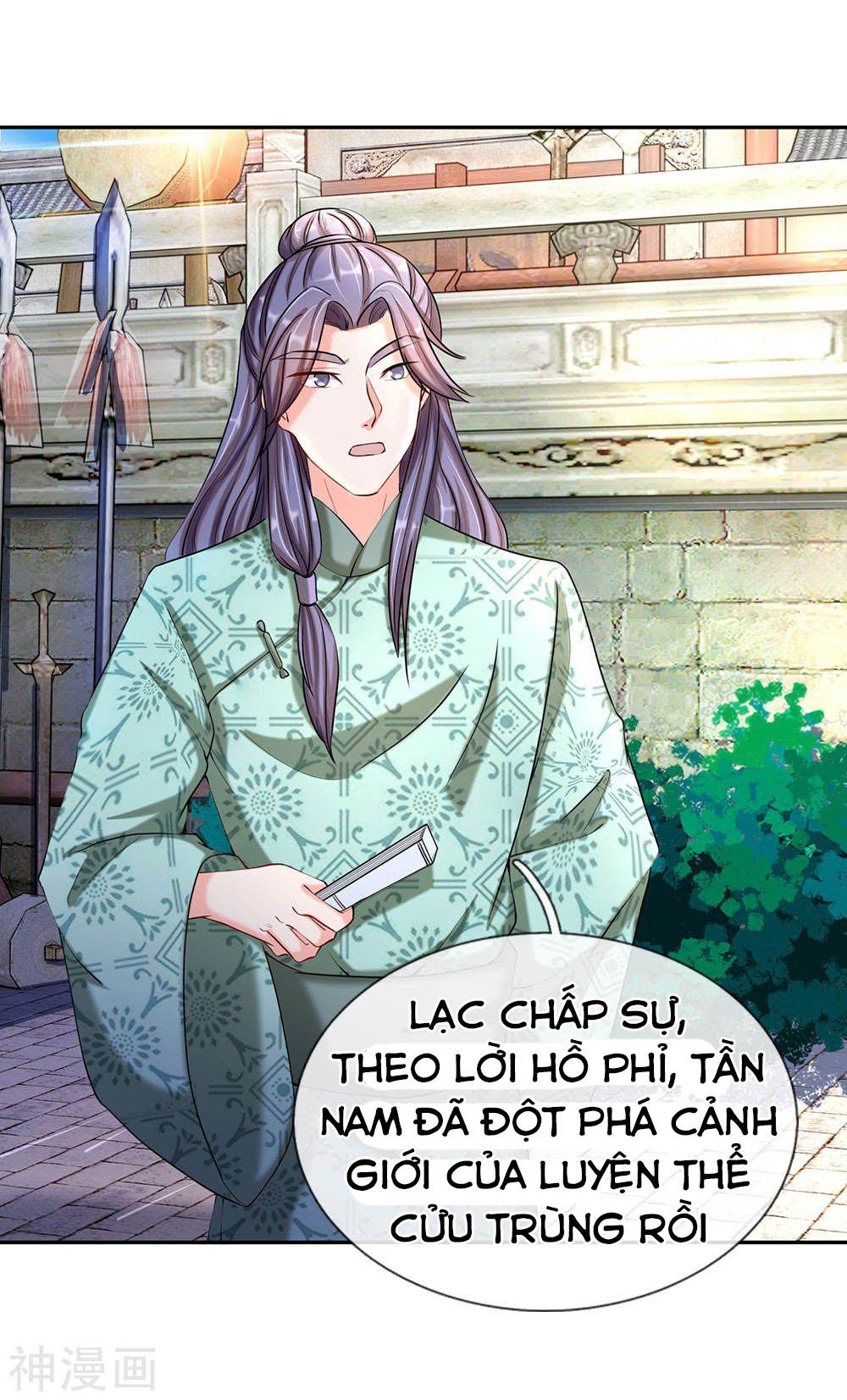 Nghịch Thiên Kiếm Thần chap 73 - Trang 5