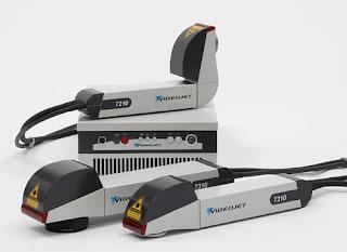 Волоконный Лазерный маркиратор Videojet - производитель