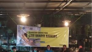 Respon Cepat Forkobi-Jakarta Laksanakan Diskusi Publik Selamat Generasi Muda Dari Bahaya Narkoba