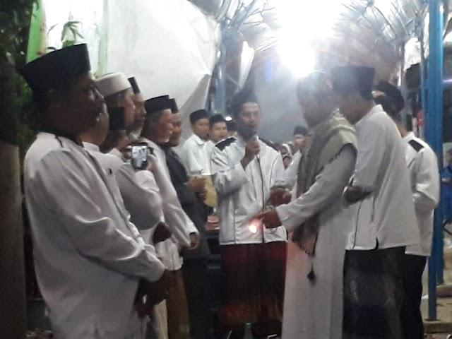 Remaja Musholla Nurul Hikmah Prakasai Peringatan Maulid Nabi Muhammad SAW