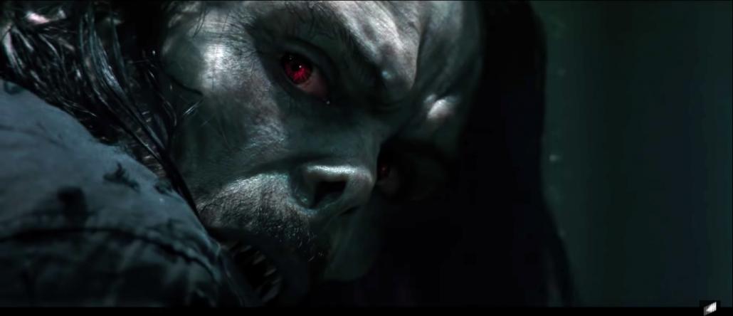 Confira o novo trailer de Morbius dublado