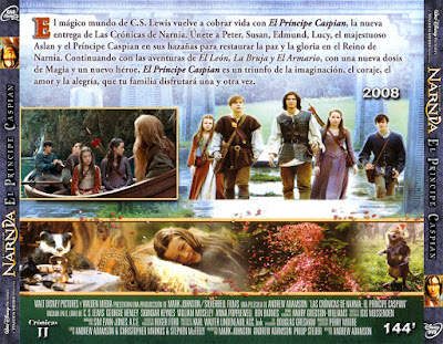 Las Crónicas de Narnia II - El Príncipe Caspian - [2008]