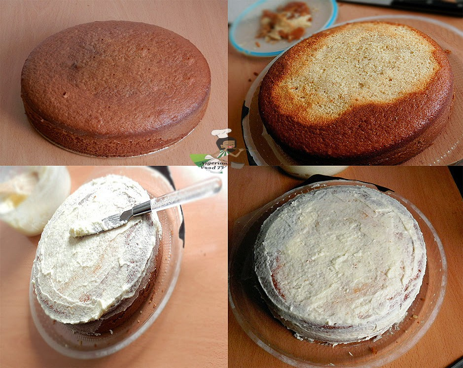 Multi-Colour Polka Dots Fondant Cake, nigerian cake recipe, nigerian cake, nigerian food tv
