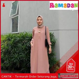 DDE098P40 Pakaian Wanita Size M Lebaran L 2019 Xl BMGShop