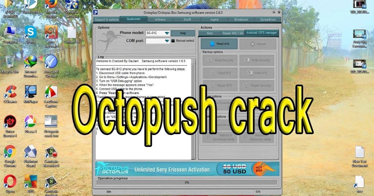 octopus box samsung v204 full cracked