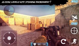 Counter Terrorist 2 Gun Strike MOD APK