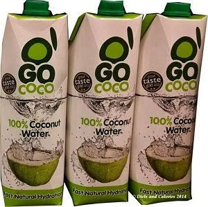 Gococo coconut water