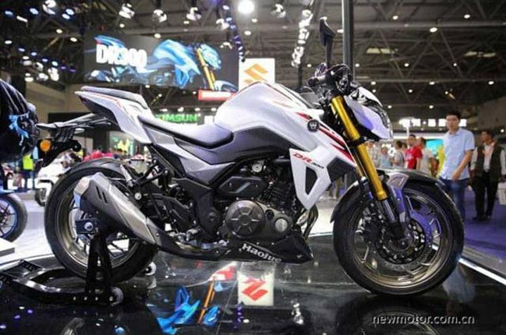 Suzuki GSX-S300 ra mắt tại Trung Quốc với giá hơn 100 triệu đồng