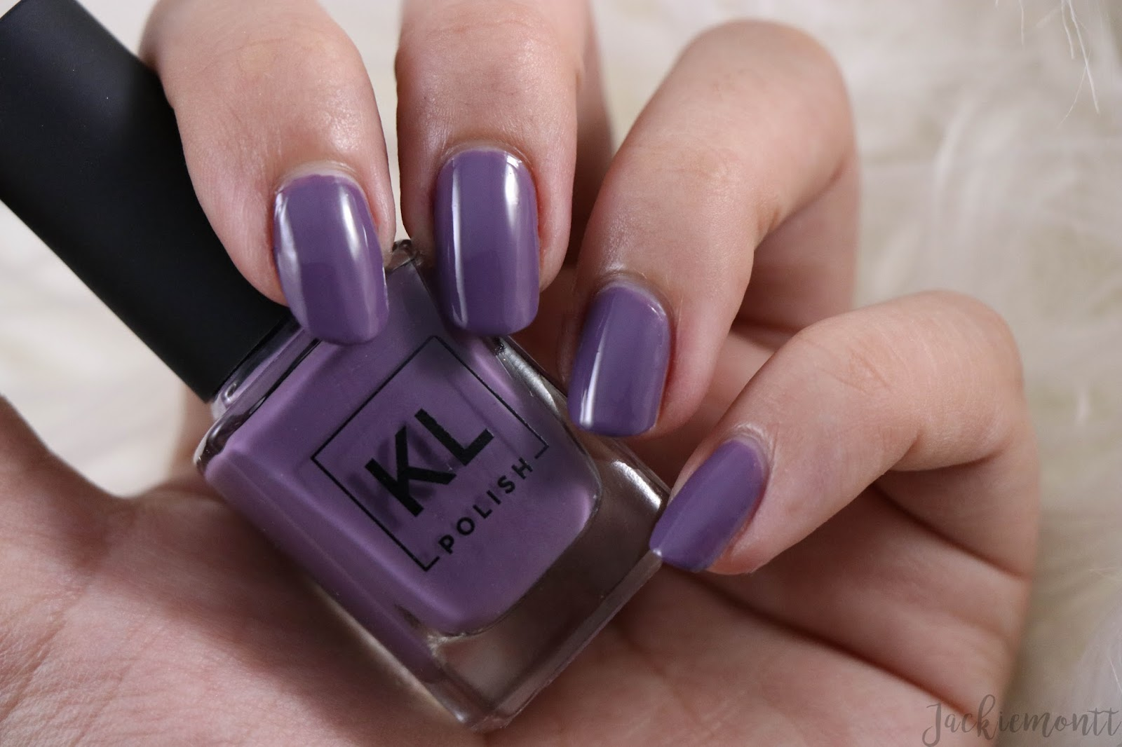 Pantone Color of the Year: Ultra Violet Nails - JACKIEMONTT