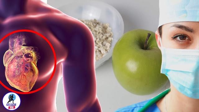 Remedio de Avena y Manzana que Fortalecerán tu Salud Cardíaca