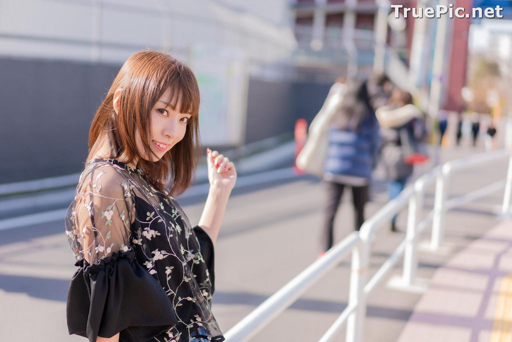 Image Moment Vol.001 - Japanese Gravure Idol - Sayuki 紗雪 Photobook - TruePic.net - Picture-6
