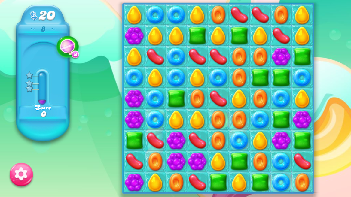 Candy Crush Jelly Saga 8