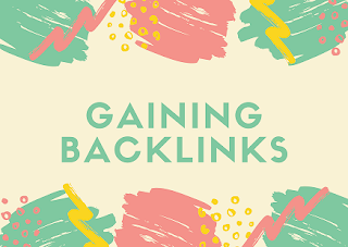 Gaining backlinks to your website