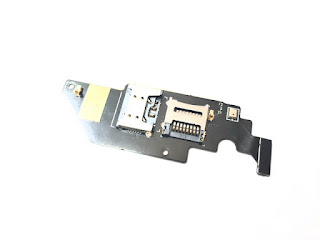 Papan Konektor Slot Sim Card Doogee S60 Slot Memory MicroSD New Original Doogee