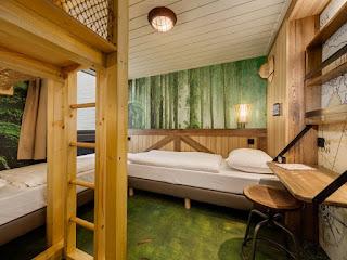 Avontuur cottage Center Parcs Eemhof en Heijderbos