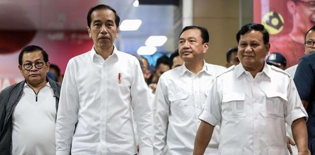 Bahas Masalah Habib Rizieq, Prabowo Akan Diskusi Dengan Presiden Jokowi