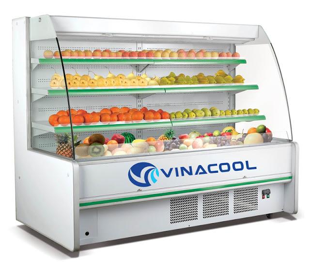 Bình gas của tủ bảo quản thực phẩm có tác dụng gì