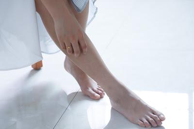 lepa stopala uz pomoć voćnih kiselina