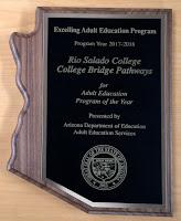 photo of program of the year award