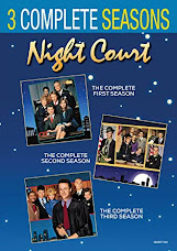 Night Court, Warner Brothers, Harry Anderson, John Larroquette, Michael J. Fox, DVD, TV, Sitcom, Television