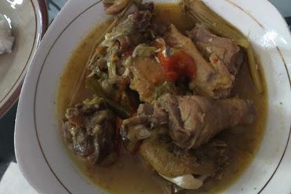 Ayam Kuah Simpel Banget, Rasanya Mak Nyuuuussss
