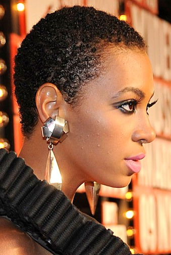 The Kinky Chronicle Natural Hair Icon Solange Knowles