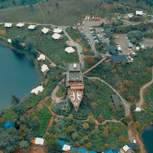 Harga Penginapan di Glamping Lakeside Ciwidey