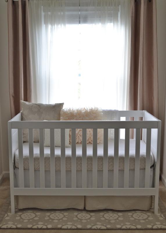 Elegant Baby Boy Nursery: I Heart Pears: Corinne's Elegant Baby Girl Nursery