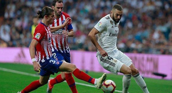 ريال مدريد وأتلتيكو مدريد ينتهي بالتعادل