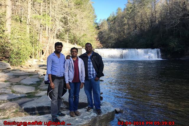 Hooker WaterFalls Dupont Forest