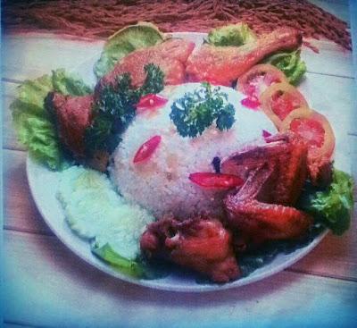 Aneka Resep Masakan Praktis Nasi kebuli ayam sederhana