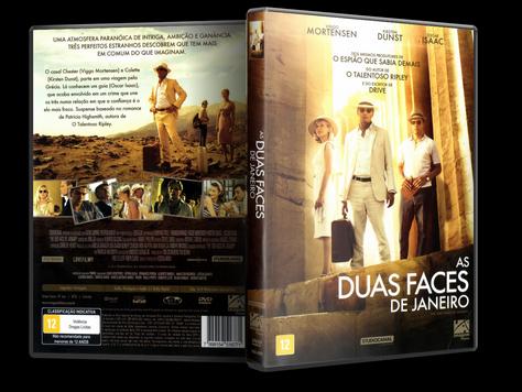 Capa DVD As Duas Faces de Janeiro