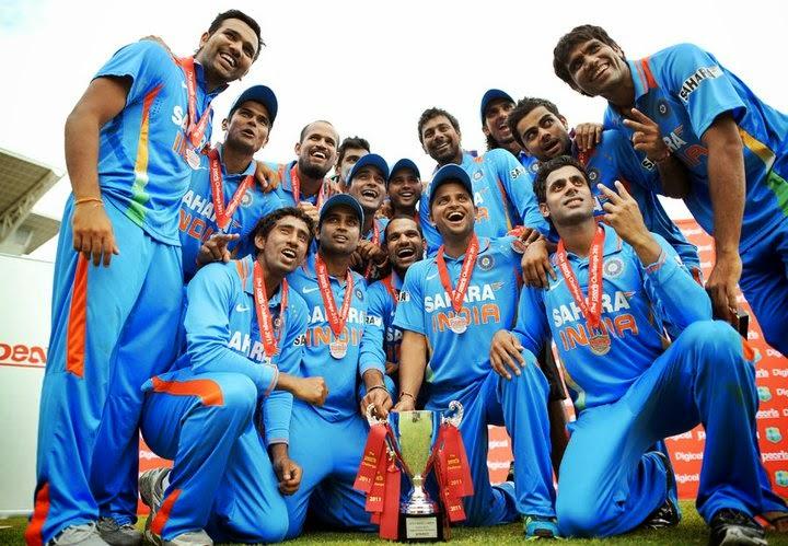 Wallpaper Team India National Cricket Team Indian: Indian Cricket Team Wallpapers 2014