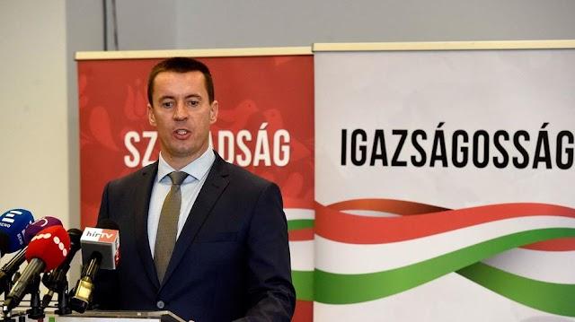 Leváltják Senider Tamást a Jobbik éléről