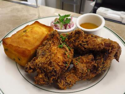 Clinton Street Baking Co., buttermilk fried chicken
