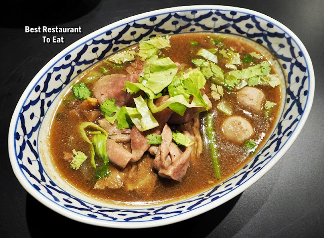 Thai Beef Noodles Original