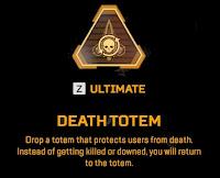 Death Totem Apex Legends Revenant Ultimate Ability