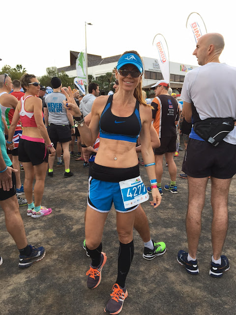 Maraton Lanzarote - Runner - Maria Mainez