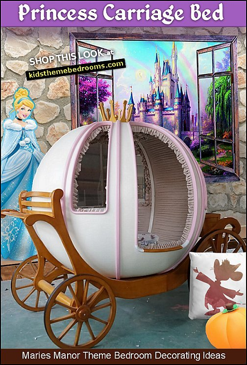 cinderella pumpkin coach bed princess cinderella bedroom furniture cinderella carriage bed