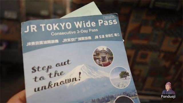 Tokyo Wide Pass