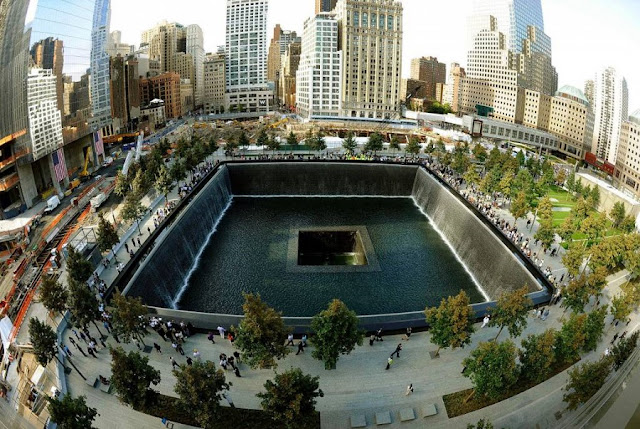 National September 11 Memorial and Museum em Nova York