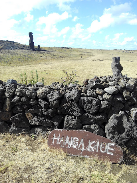 Hanga Kioe, Isla de Pascua