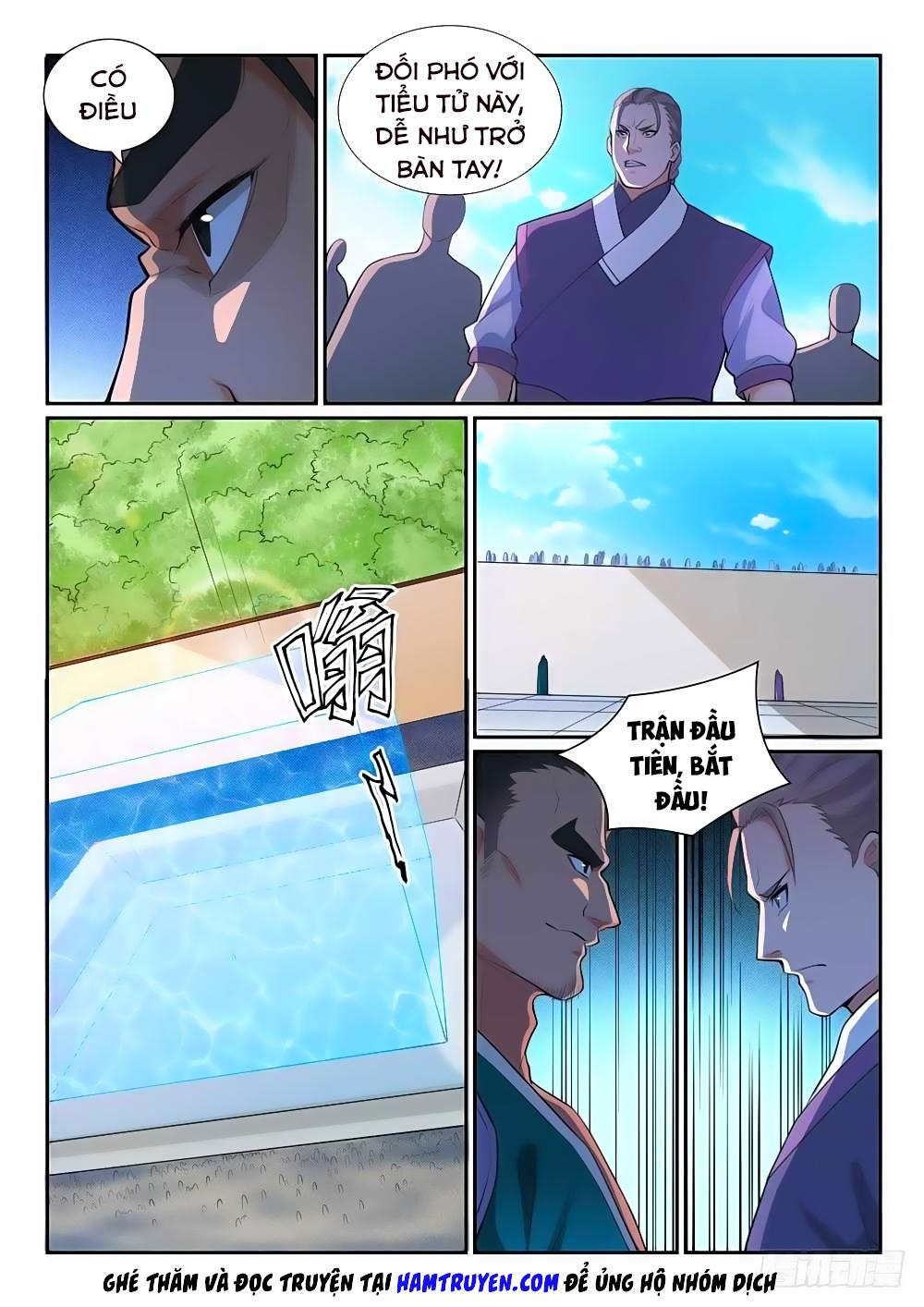 Hành Trình Tu Tiên chap 375 - Trang 6