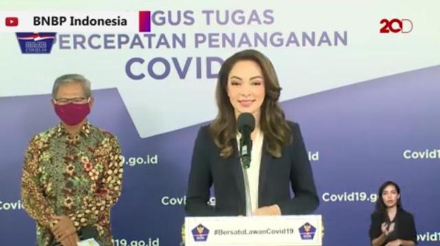 Viral Kecantikan Dokter Reisa, Jubir covid-19 yang mengejutkan warganet Indonesia