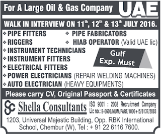 oil & gas company jobs in uae