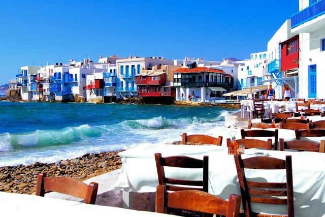 Από που πήραν το όνομά τους τα Ελληνικά νησιά; Γιατί ονομάζεται έτσι η Τήνος ή η Σαντορίνη;