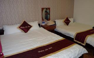 Phuong Nam Hotel en Sapa, Vietnam.