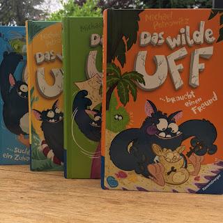 Kinderbuch Das wilde Uff von Michael Petrowitz Benedikt Beck Ravensburger